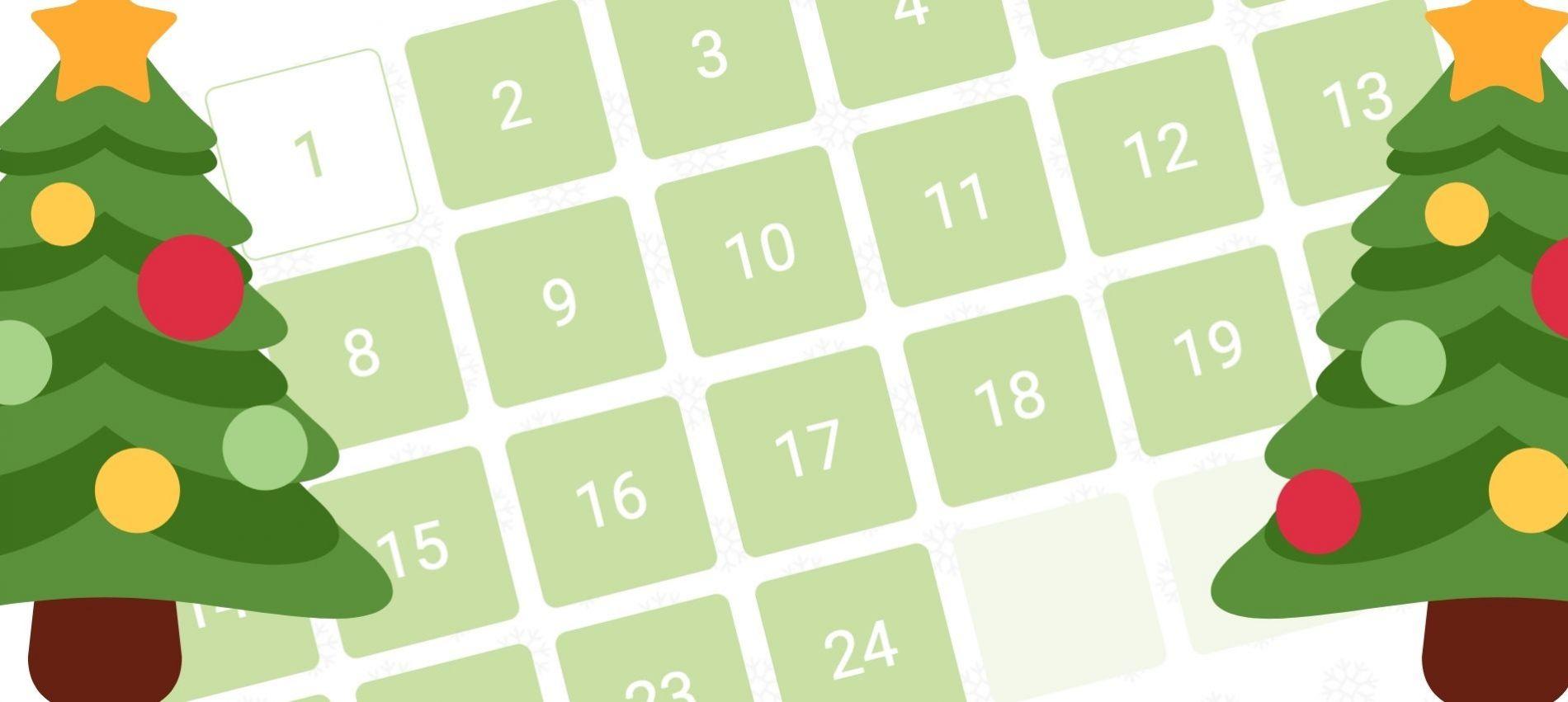 Concurso Calendario de Adviento